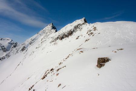 freeride: Freeride Stubai Glacier