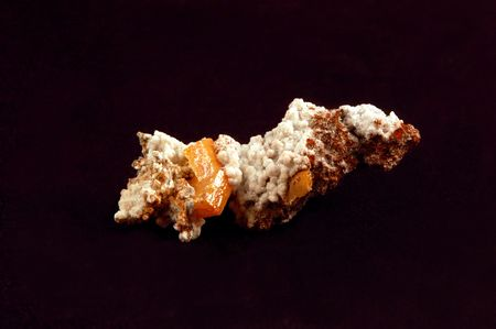 wulfenite from Chihuahua, Mexico