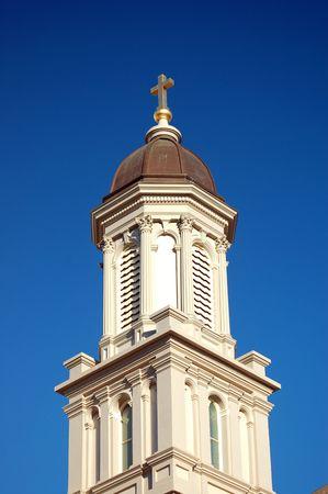 sacramento: church in downtown Sacramento, California