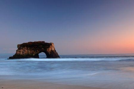 sunset in northern california Stock Photo - 334740
