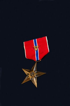 military wartime medal