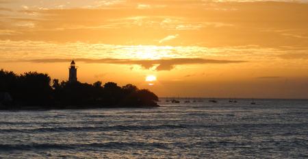 zanzibar: Zanzibar sun