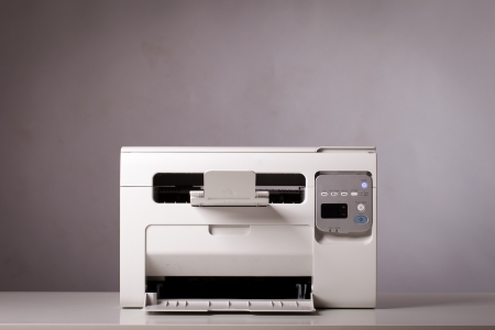 All-in-one printer, scanner, copier Stock Photo - 17870038