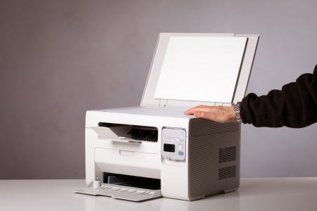 All-in-one printer, scanner, copier  photo