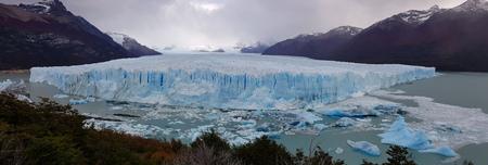 View of the Perito Moreno Glacier, Patagonia, Argentina