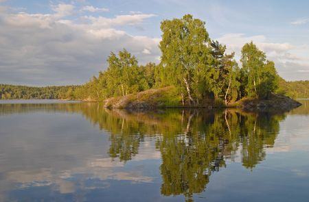 Delsj�n lake, G�teborg Sweden