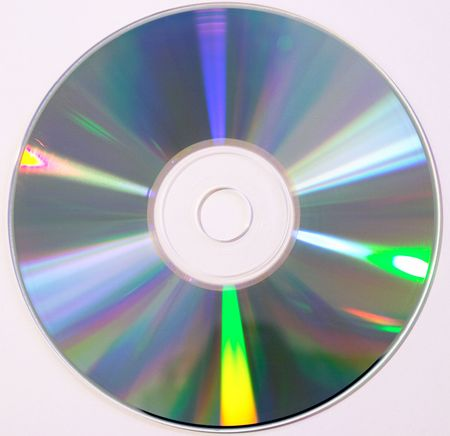 diffraction: CD compact disk