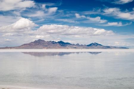 Great Salt Lake, Utah, USA