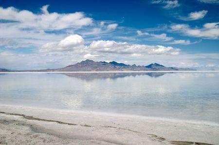 Great Salt Lake, Utah, Vereinigte Staaten von Amerika