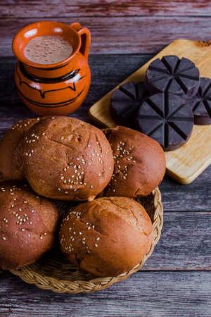 Oaxaca Bread called