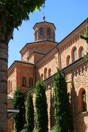 church, lugano