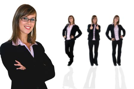 Young Businesswoman Stock Photo - 3260867