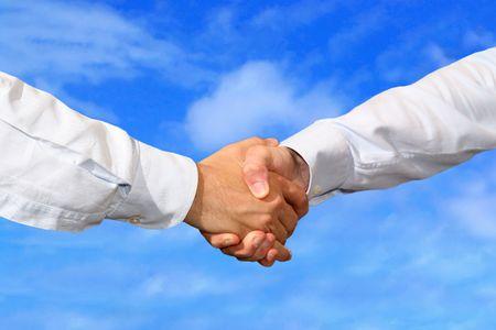 Handshake Stock Photo - 9932791