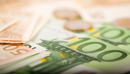 one hundred euro banknote: Euro Money