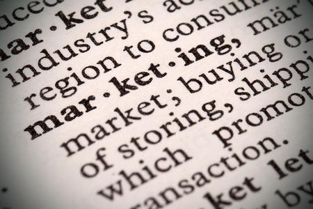 defined: Marketing Definito