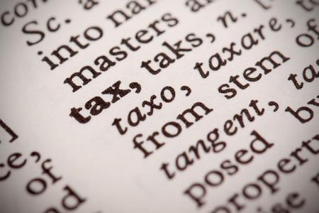 defined: Tax Definito