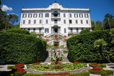 Villa Carlotta in Tremezzo, Lake Como, Italy