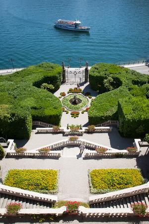 Gardens of Villa Carlotta, Italian Lake District