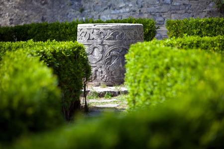 lake como: Villa Monastero in Varenna, Comomeer, Italië