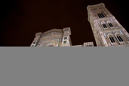 european culture: Cathedral Dome in Florence, Italy, in a Spring Day