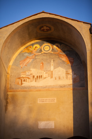 pienza: Pienza in Val dOrcia, Siena, Tuscany, Italy