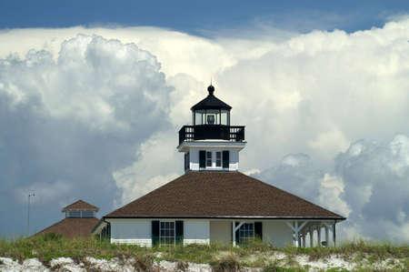 Boca Grande Lighthouse Storm Approaching photo