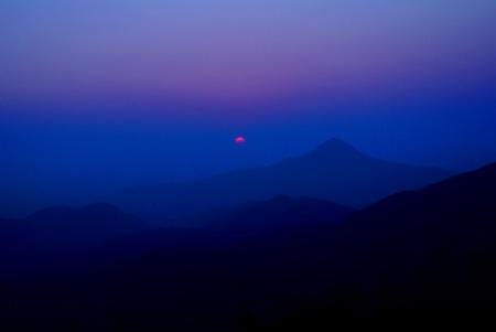 beautiful dusk