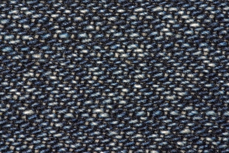 jeans fabric macro wallpaper Stock Photo