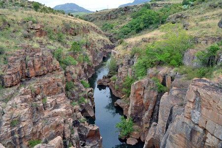 Blyde River Canyon , Drakensberg, South Africa  photo
