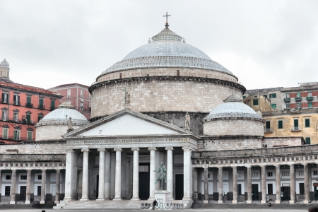 plebiscite: Piazza Plebiscito is one of the largest squares in Naples. It is named for the plebiscite taken on October 2 in 1863 that brought Naples into the unified Kingdom of Italy under the House of Savoy.