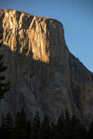 ElCapitan, Yosemite National Park Stock Photo