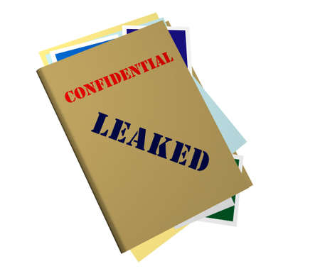 Leaked Confidential Folder