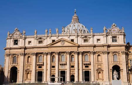 ciudad del vaticano: Bas�lica de San Pedro, Ciudad del Vaticano, Roma, Italia