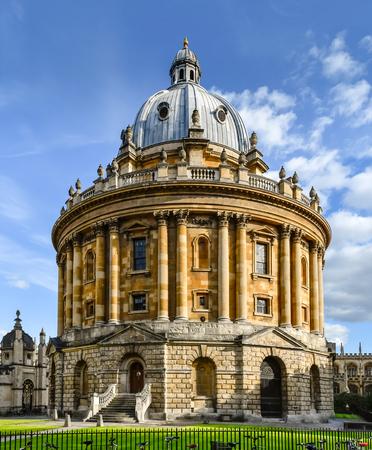 Radcliffe Camera, Oxford, England, Great Britain Editorial