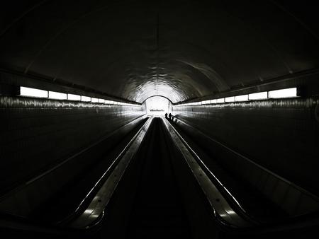 120 ft below Peachtree Street