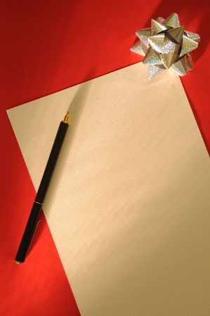 christmas letter for father christmas