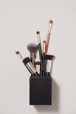 Make up or visage background