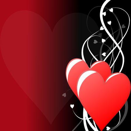 valentine background photo
