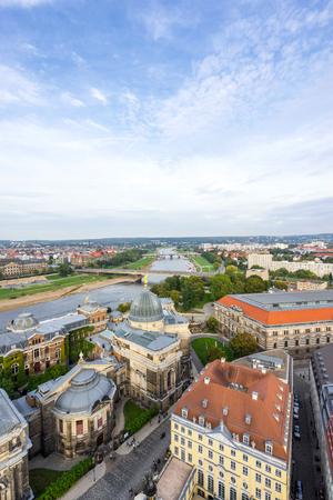 Panormaview of Dresden
