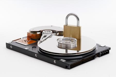 disco duro: Inside of a harddirve