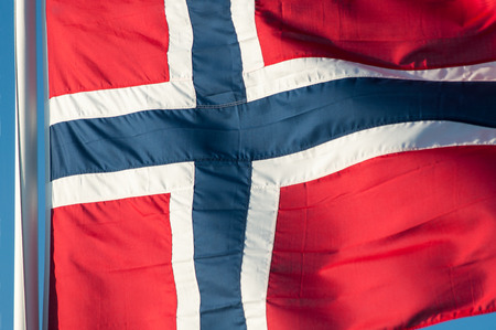 norwegian flag: Norwegian flag