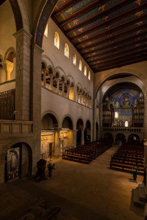 collegiate: Collegiate Church St Cyriac Gernrode