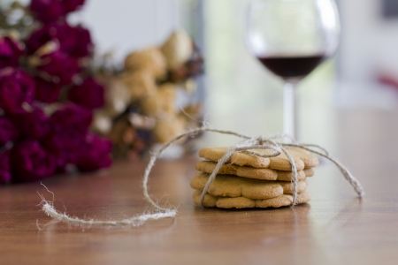 galletas de jengibre: Decoraci�n con galletas de jengibre