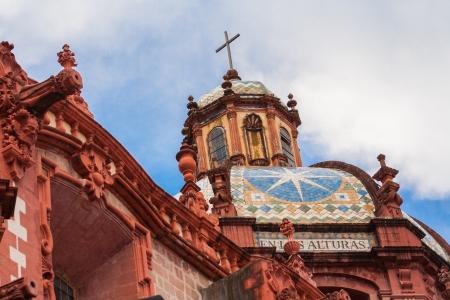 Church of Taxco, Guerrero  Mexico  Outside
