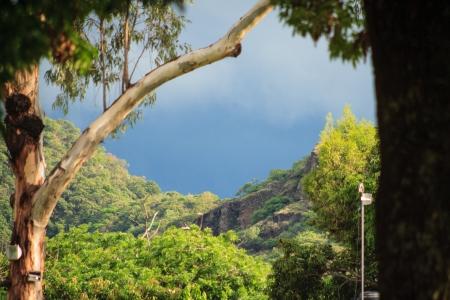 morelos: Picture of Mountain landscape in Morelos ridge at Mexico