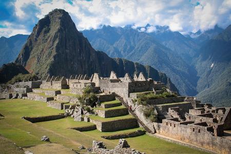 natural wonders: Machu Picchu, a Peruvian Historical Sanctuary