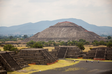 roo: Teotihuacan aztec ruins in central mexico.