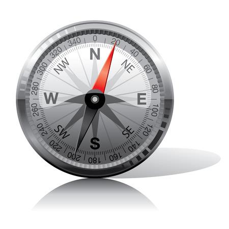 compass Stock Vector - 8147885