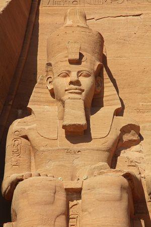 Ramses Abu Simbel temple