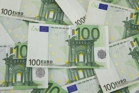 100 euro photo